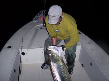 Fishing Guide Capt. Alex Rodriguez